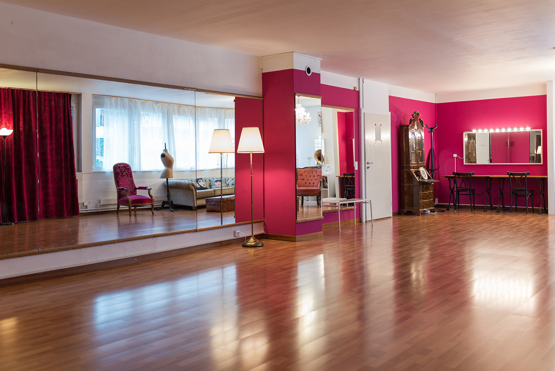 Un studio photo à Genève grand
